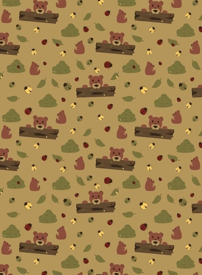 Bears Beetles friends inspired  - svaeth | ello