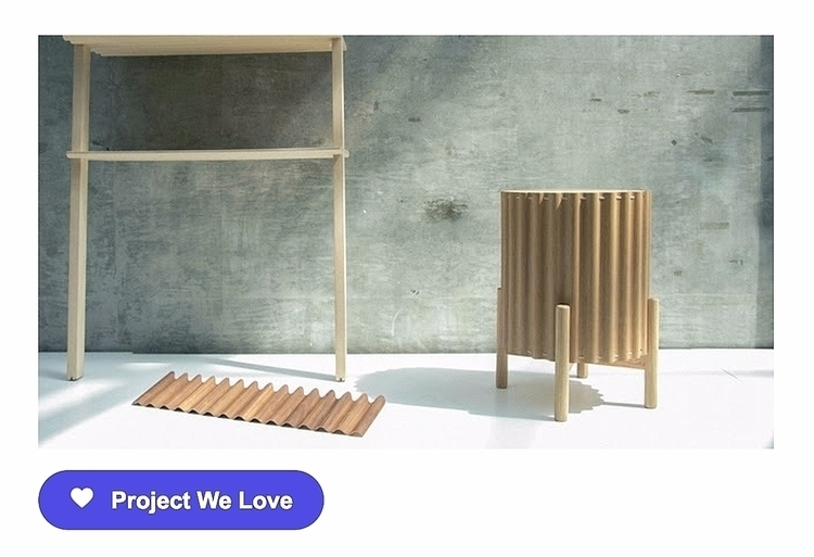selecting Project Love  - Kickstarter - studiocorelam | ello