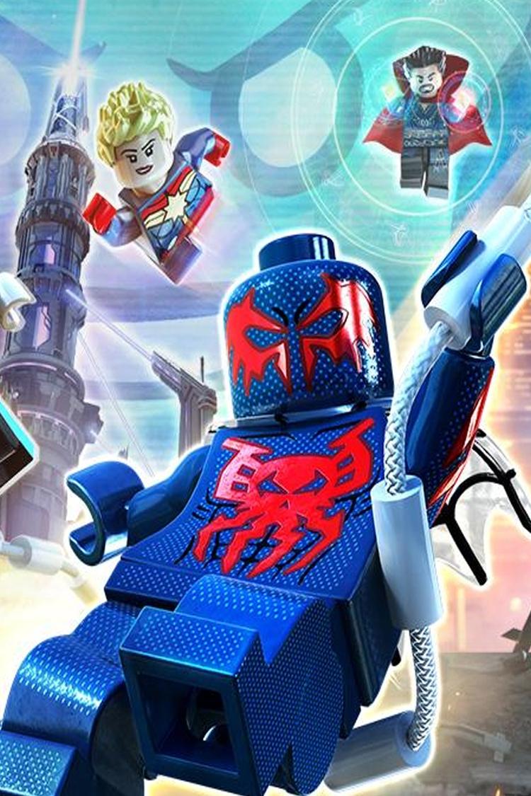 LEGO Marvel Super Heroes 2 anno - bradstephenson   ello