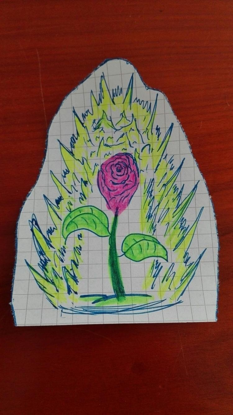 Super Saiyan Flower. Saiyan - kawiarnia | ello