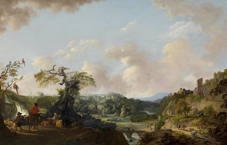 image montage, landscape painti - jancarlbartels | ello