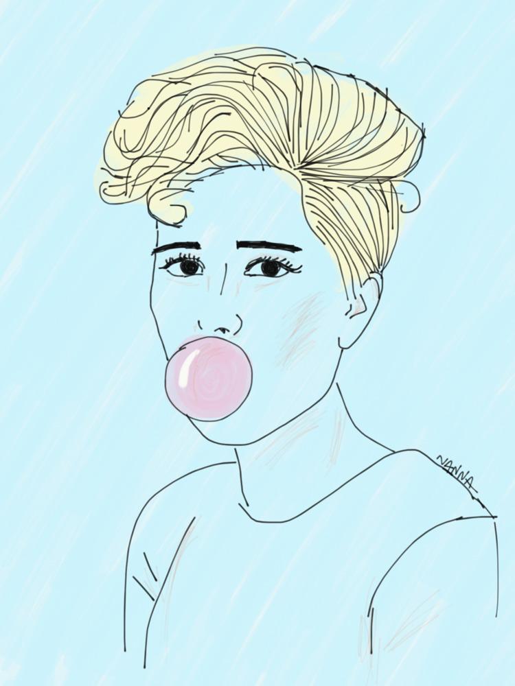 Bubblegum - nannart | ello