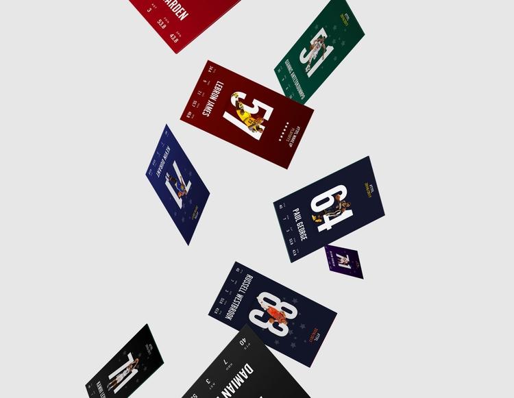 NBA CARDS - TTFL - bentoutif | ello
