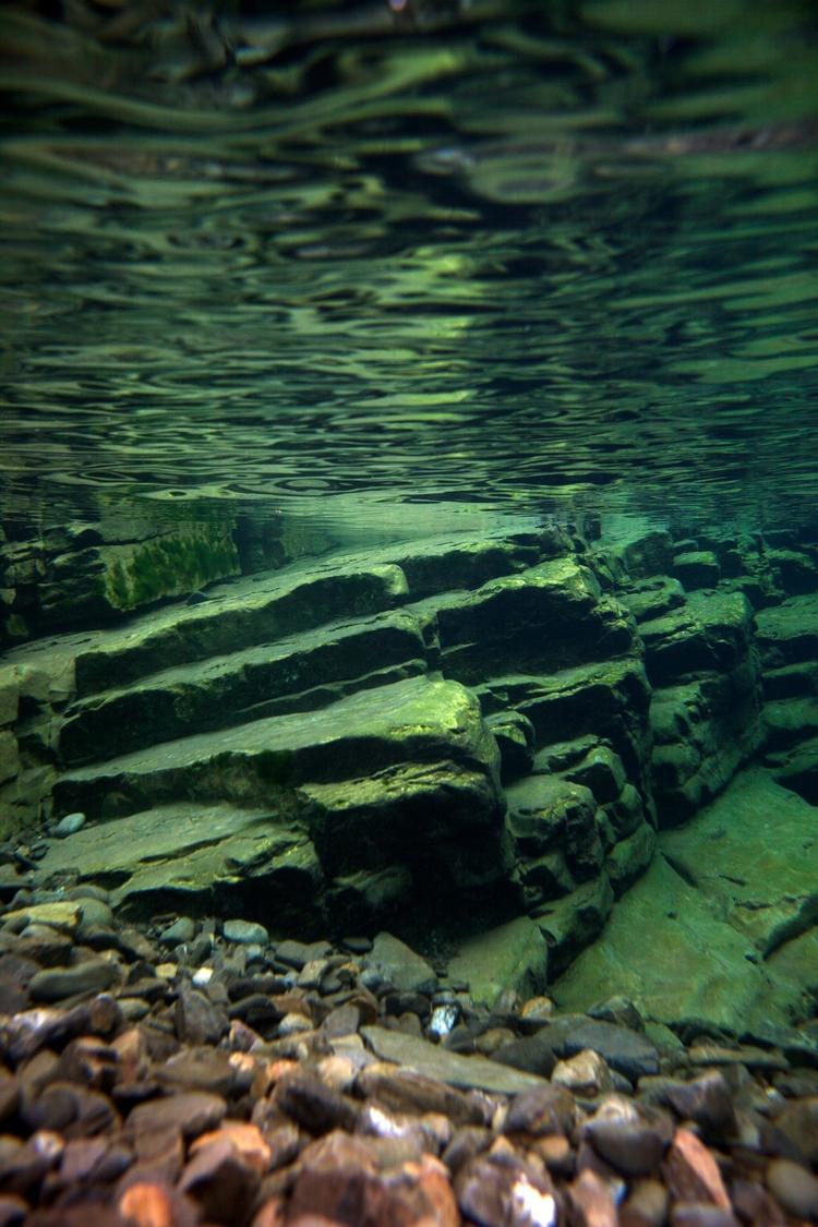 Gaspésie 2012 - photography, river - robincerutti | ello