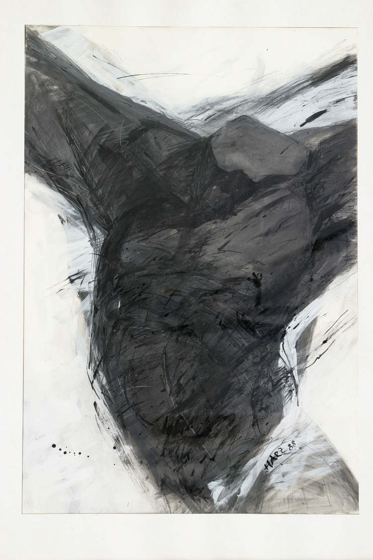Torso Ink Paper - reinhard-8034 | ello