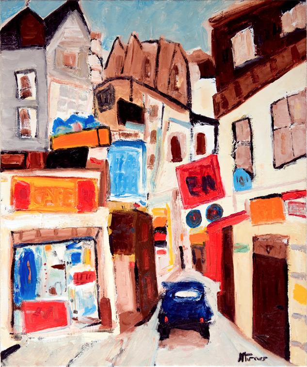 Rue Saint-Andre-des-Arts, Paris - nealturner | ello