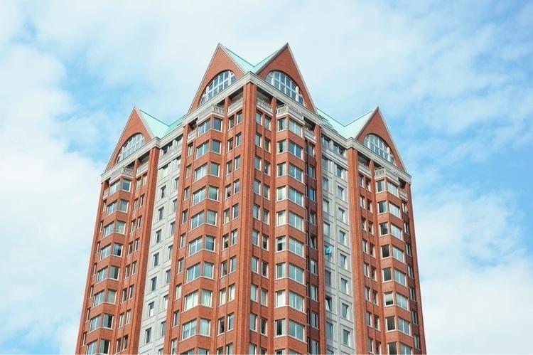 building, sky, rotterdam - usuoal | ello