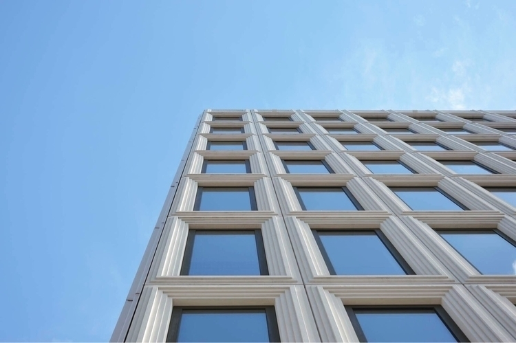 building, windows, sky, rotterdam - usuoal | ello