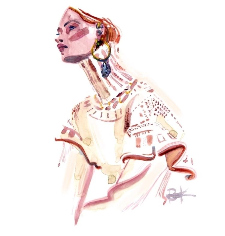 Briana Kranz Watercolor, Photos - brianakranz | ello