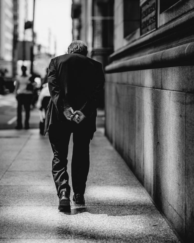 Street, StreetPhotography, BlackandWhite - nikvanniekerk | ello