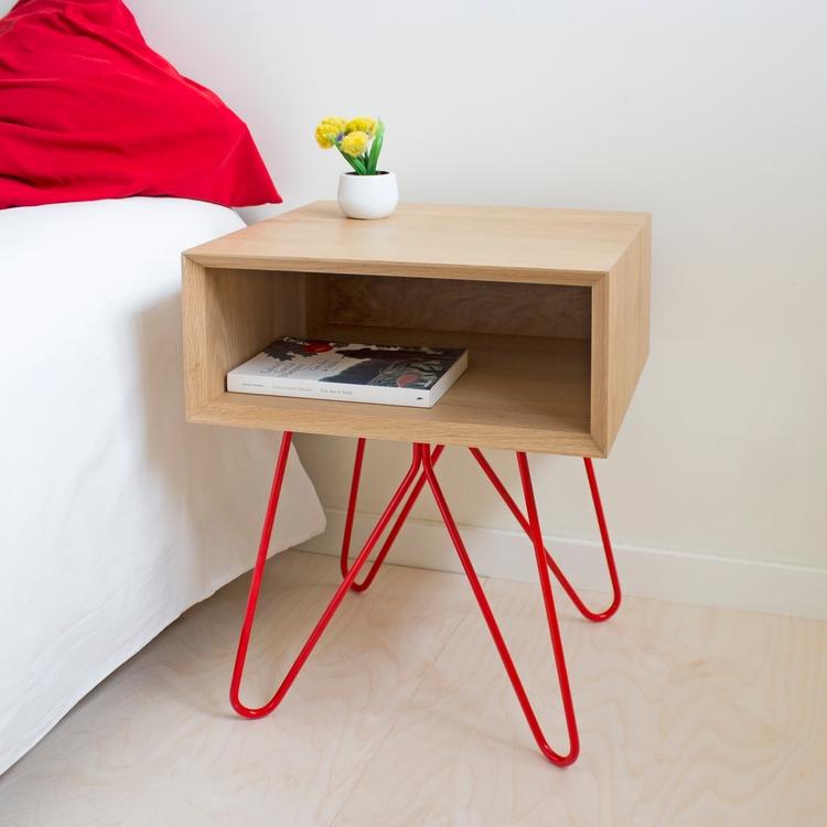 Color dreams, colofur Bed side  - galula | ello
