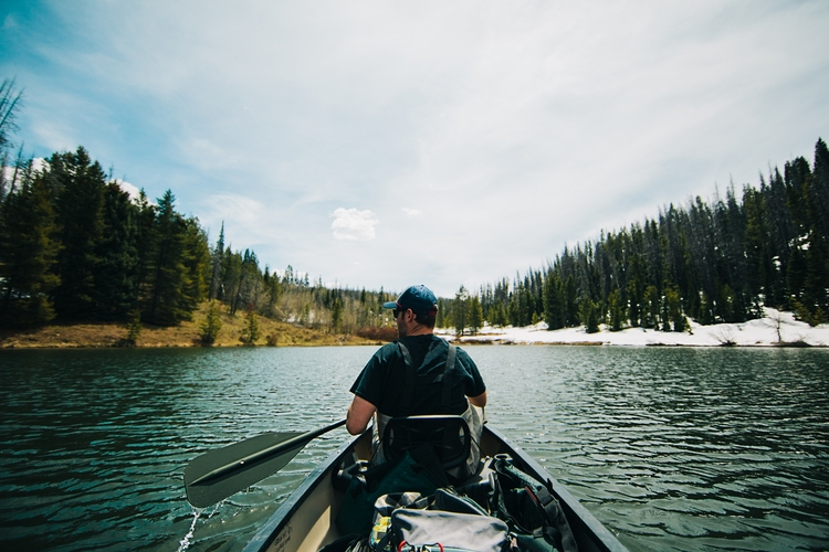View canoe - colorado, flyfishing - thinktomake | ello