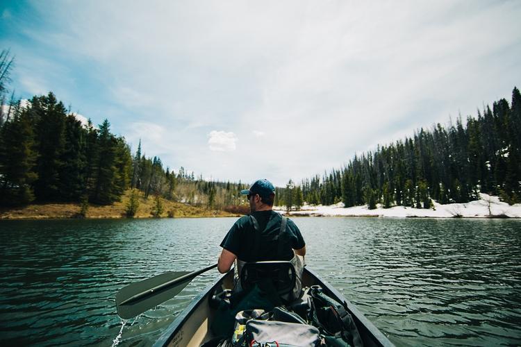 View canoe - colorado, flyfishing - thinktomake   ello