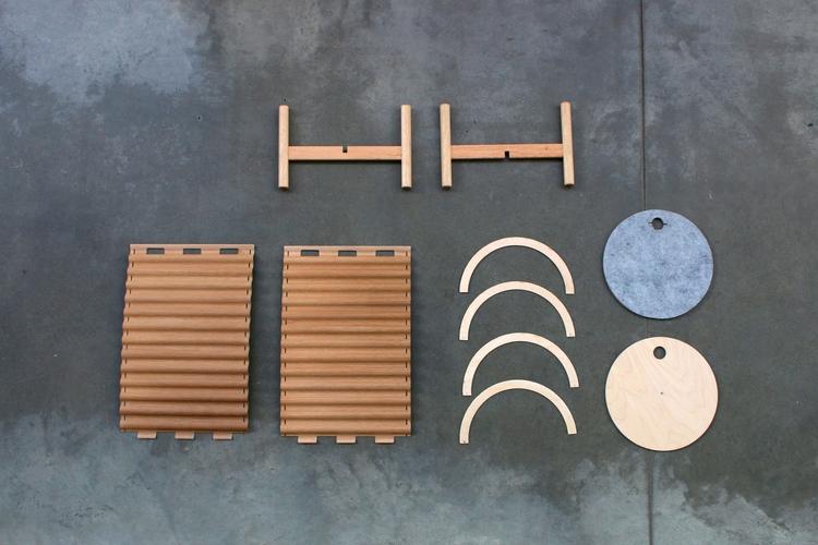 sum parts - kickstarter, smallbusiness - studiocorelam | ello