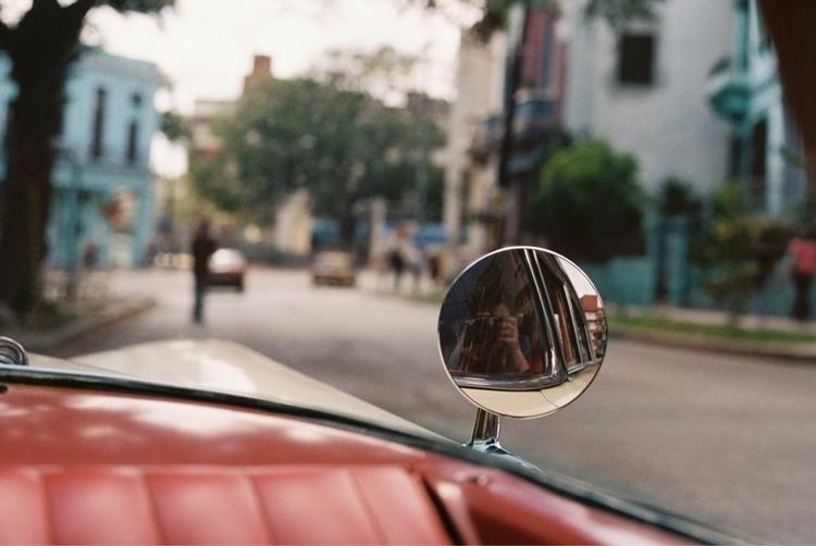 portrait: havana - film, 35mm, filmphotography - madelinejean | ello