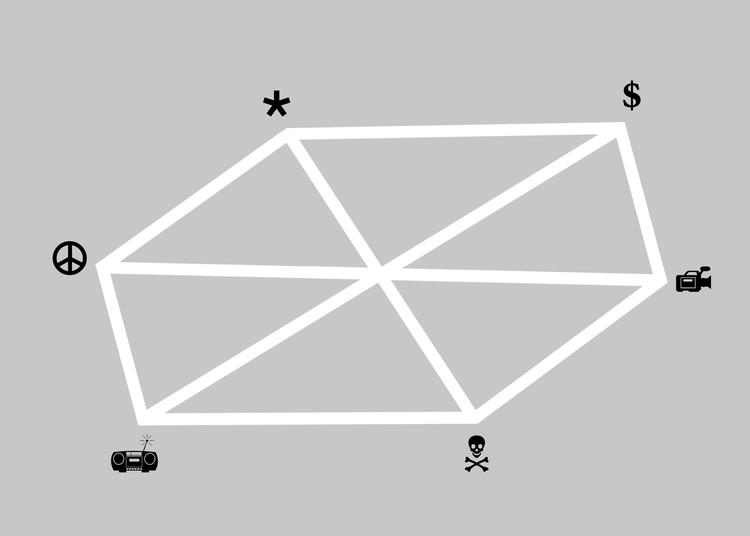 Enigma Network - Design, Graphic - marcomariosimonetti | ello