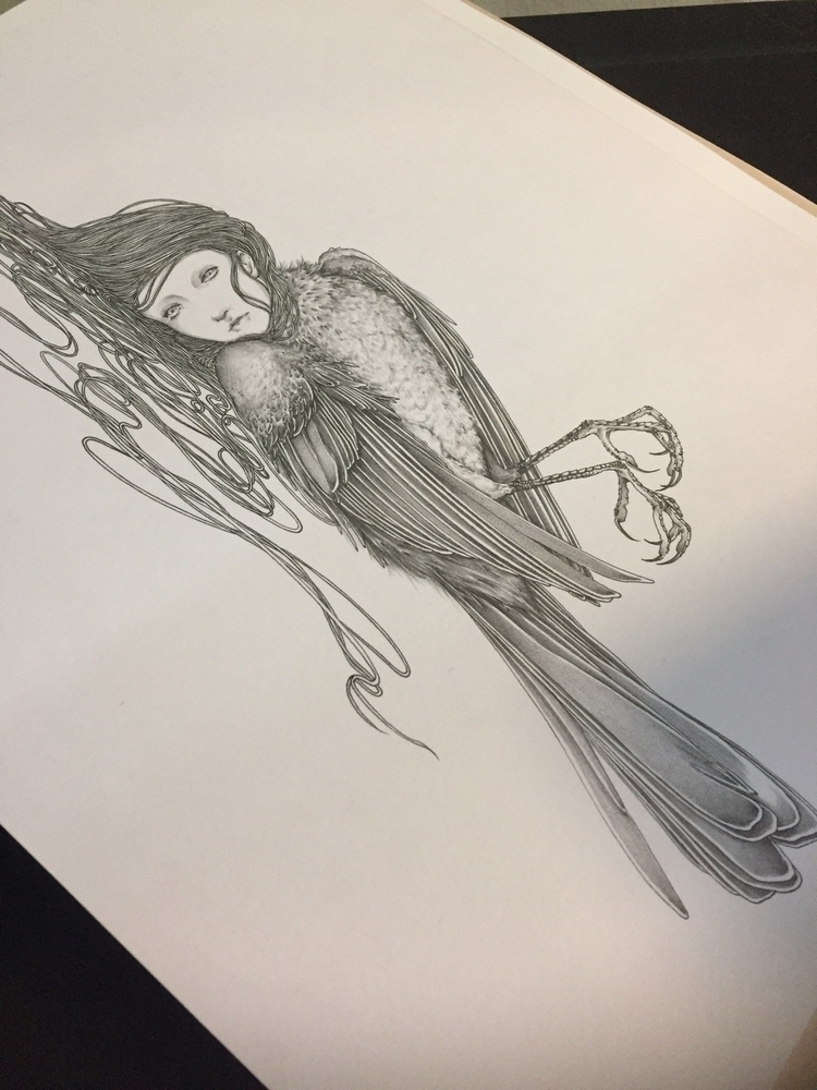 'Mentirosa - andisoto, illustrator - andimacka   ello