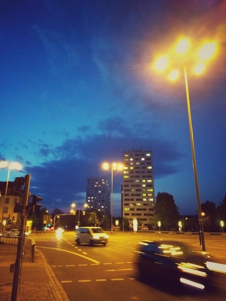 evening, city, urban, citylife - claudio_g_c | ello