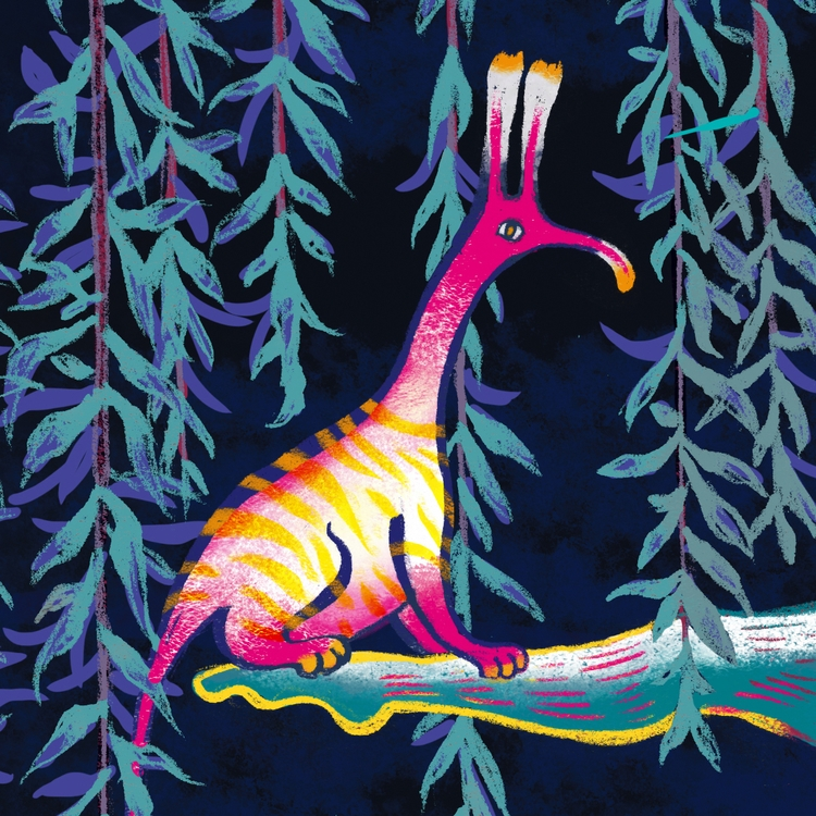 animal - illustration, drawing, design - yuhsuan | ello