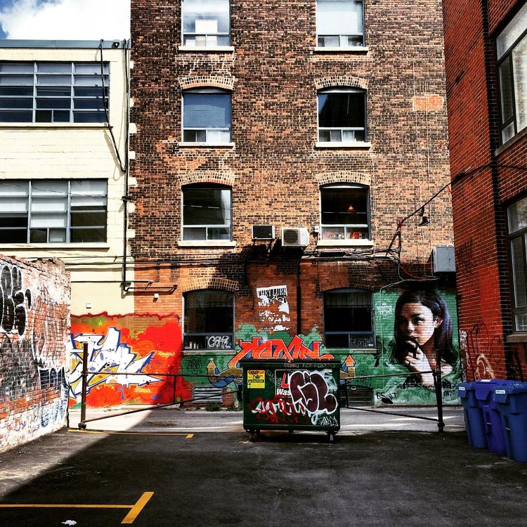 Alley (Toronto 2016 - dainahodgson | ello