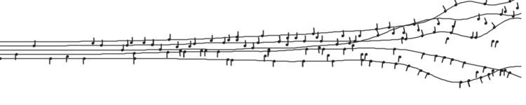 imaginary musical score - existenzial | ello