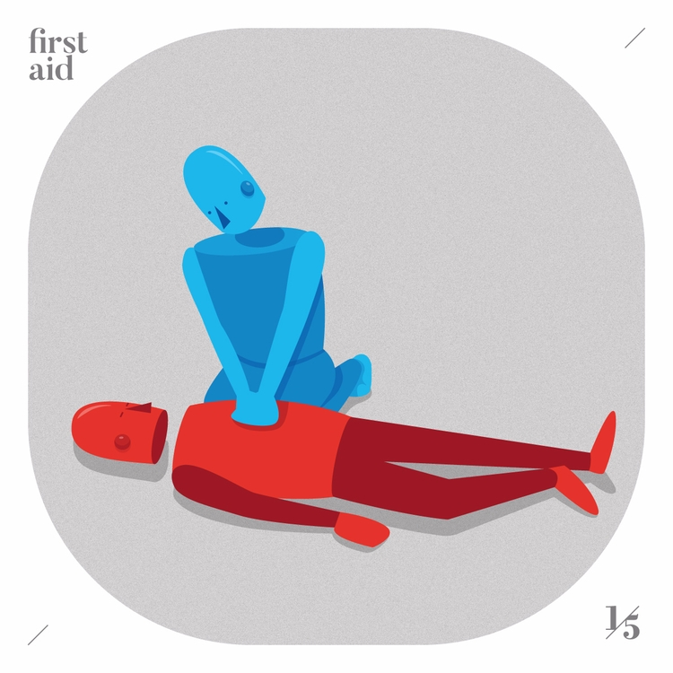 firstaid, illustration, vector - un_quinto | ello