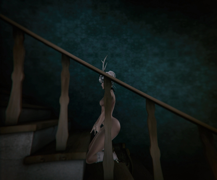 twenty steps heaven - secondlife - brenthirak | ello
