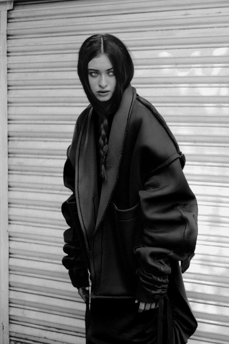 Model Majo Emmelhainz wearing p - eduardocaballero | ello