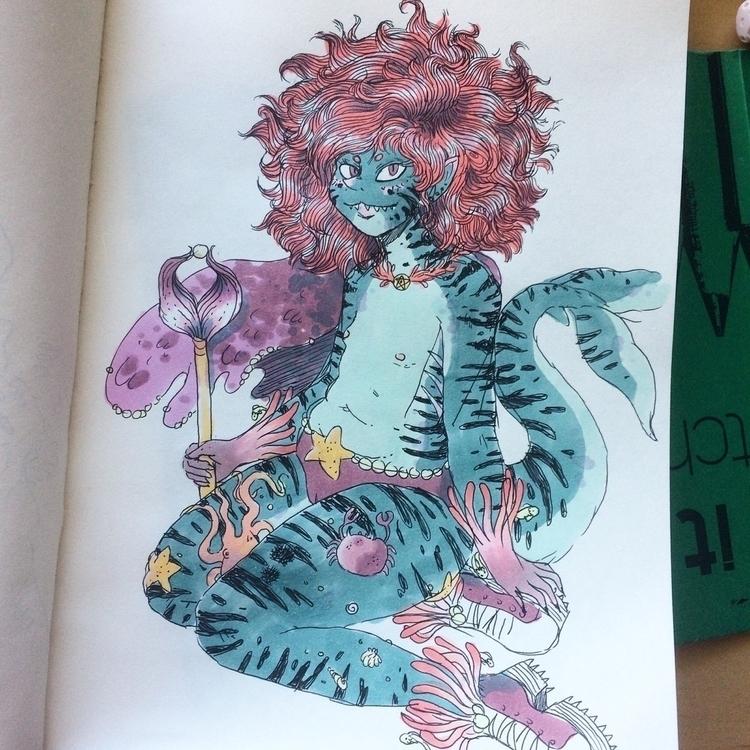 Sharky magical girl  - magicalgirl - skeenep | ello