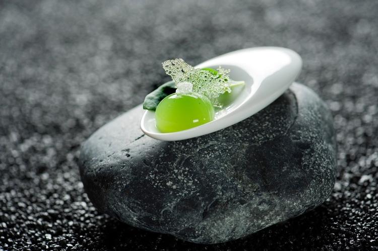 Avant-garde cuisine astonishing - 5style | ello