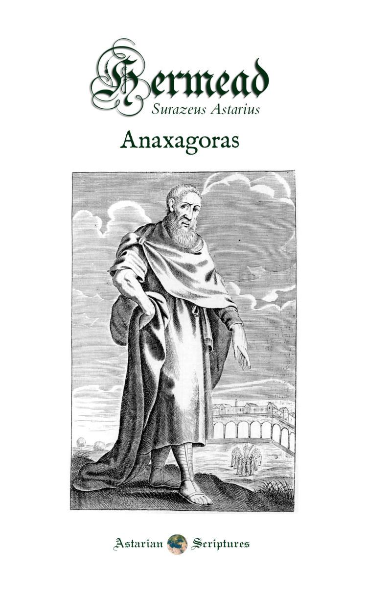 Hermead: Anaxagoras $3.99 Mind  - surazeus | ello