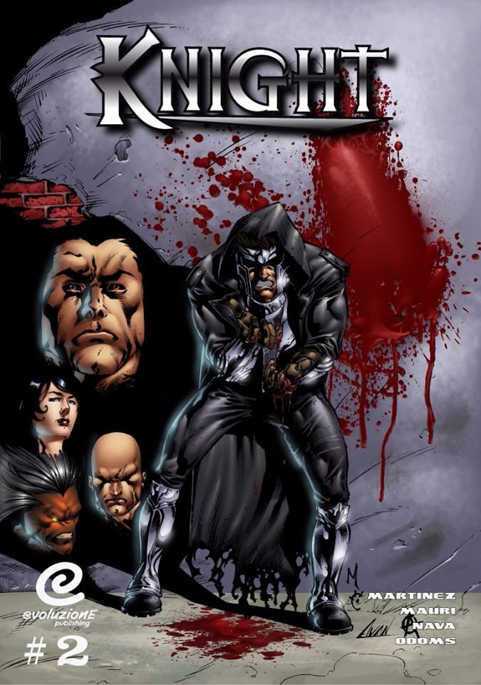 Knight Evoluzione Publishing 20 - oosteven | ello