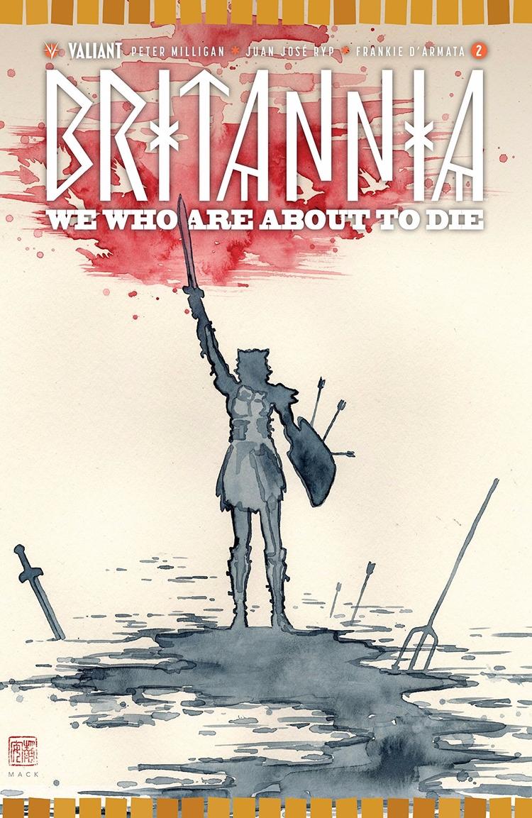 Britannia vol.2 Die Valiant Ent - oosteven | ello