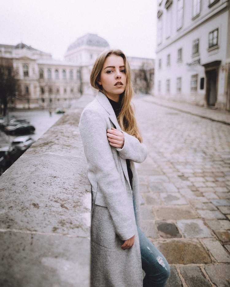 cloudy days. vienna great backd - julianrevenga | ello