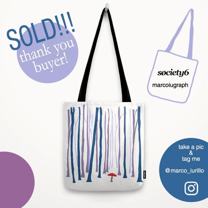 Today happy, favourite tote bag - miideegrafiche | ello
