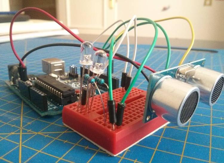 Arduino, multitarea la gestión  - ikkaro | ello