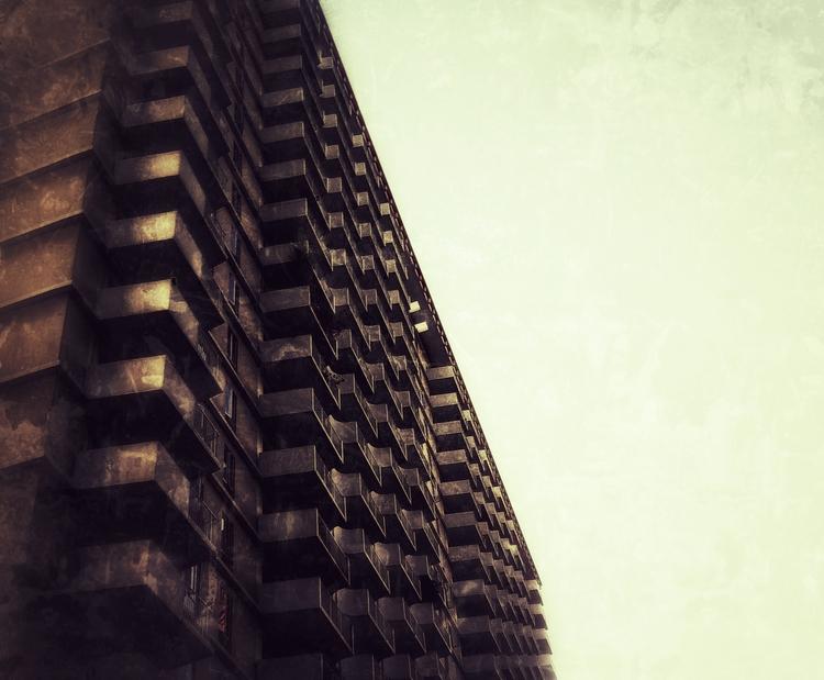 Tones, textures, brutalism - photography - voiceofsf | ello