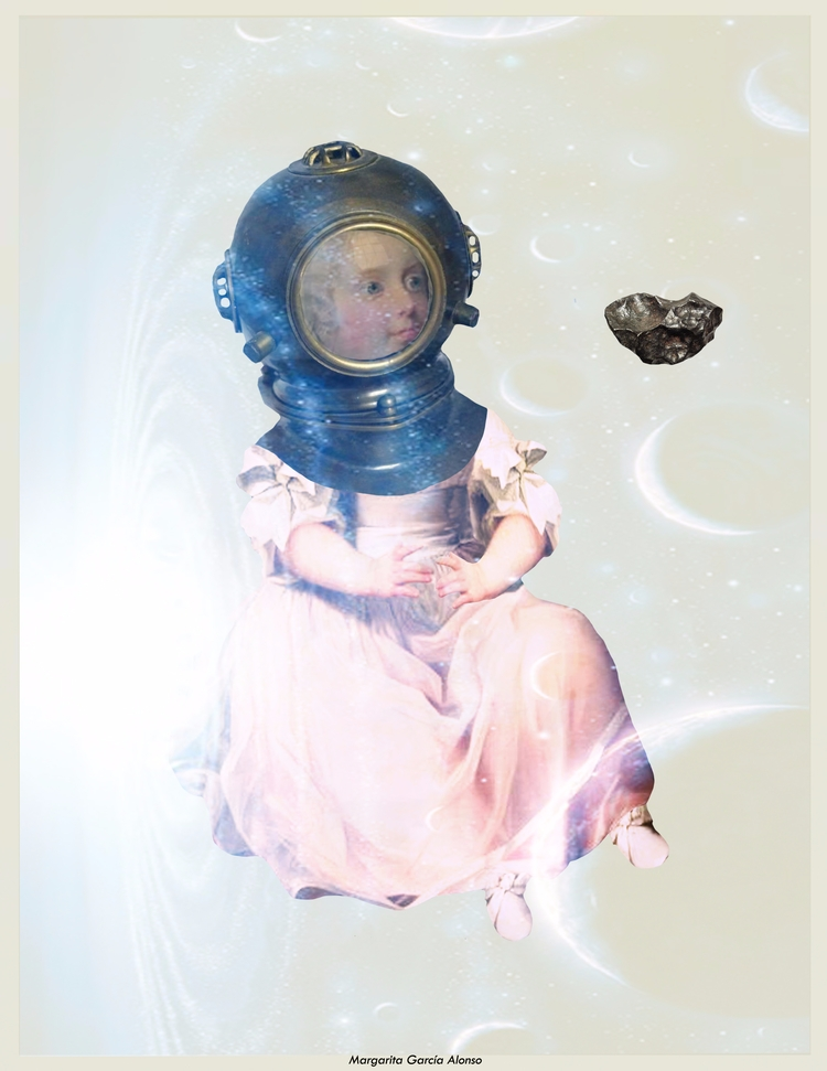 Espace, Margarita Garcia Alonso - margogroenlandia | ello