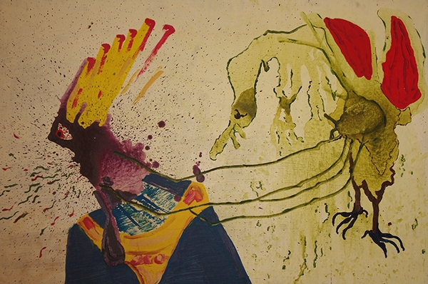 abstraction, painting, ramzes - jlipps7 | ello