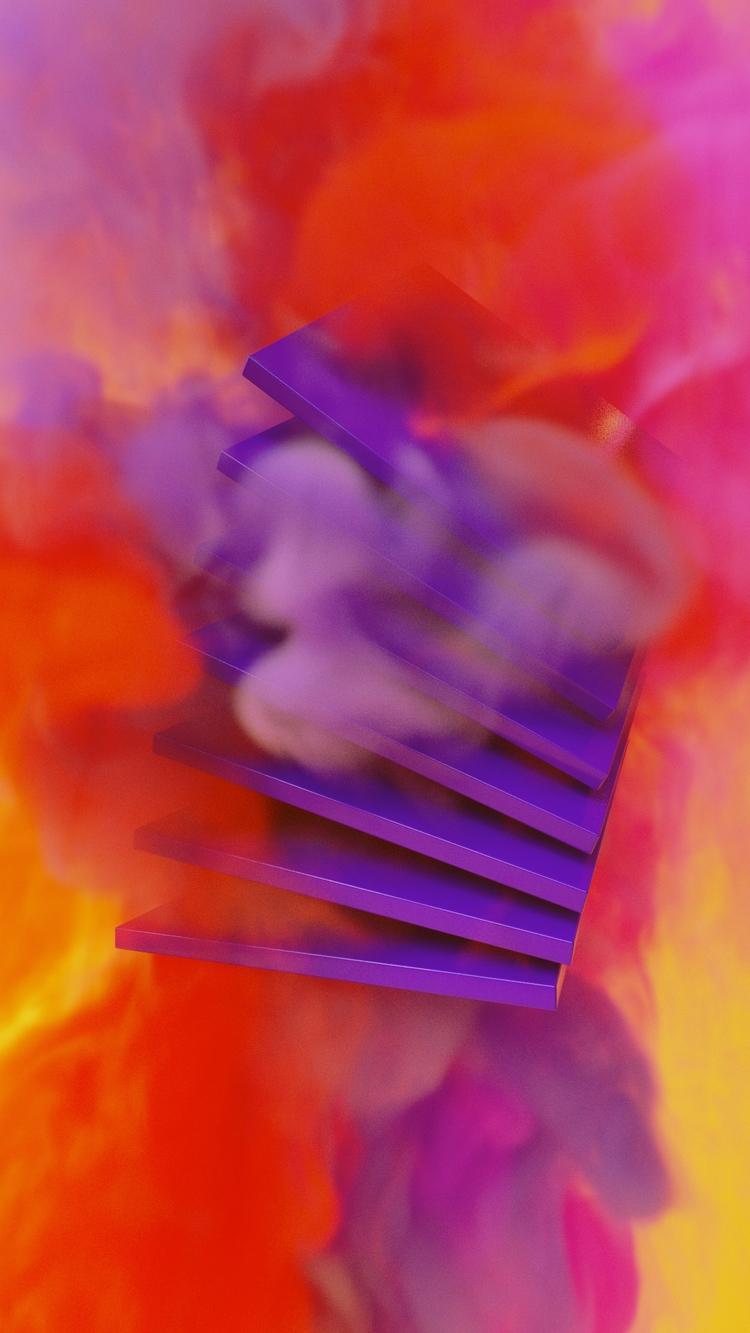 smoke - 3D, octanerender - neue | ello