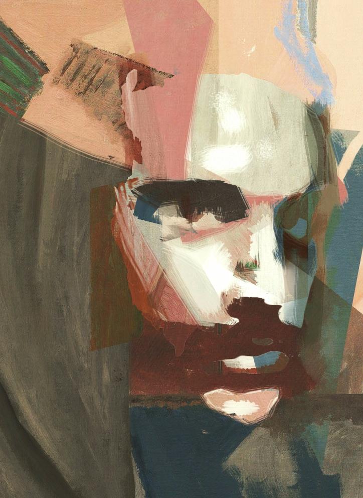 Autrorretrato - collage / pintu - fronkie | ello