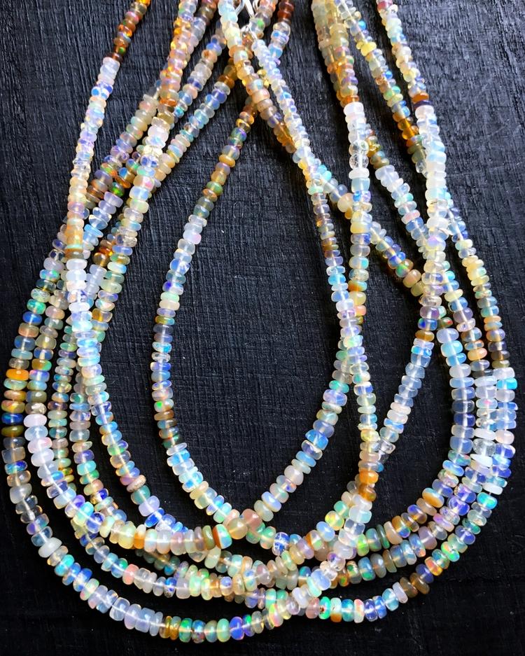 Itty-bitty opals packing powerf - brazilianmagick   ello