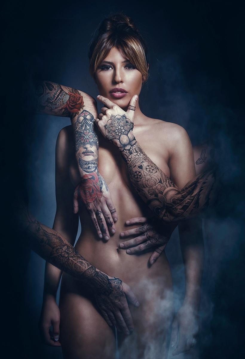 Photographer:George Van De Kam - darkbeautymag   ello
