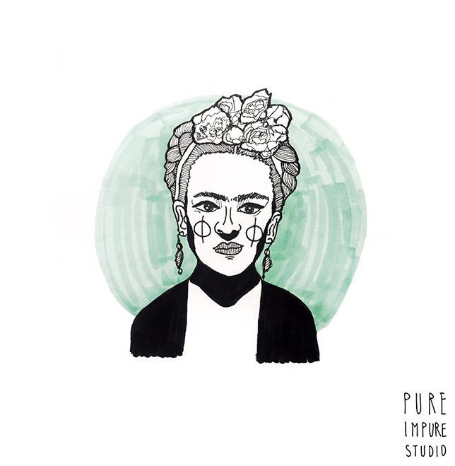 Frida - thedominica | ello