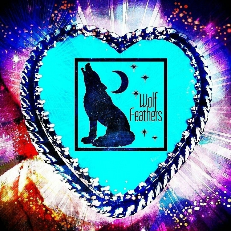 Follow IG Etsy: Wolf Feathers S - wolf-feathers   ello