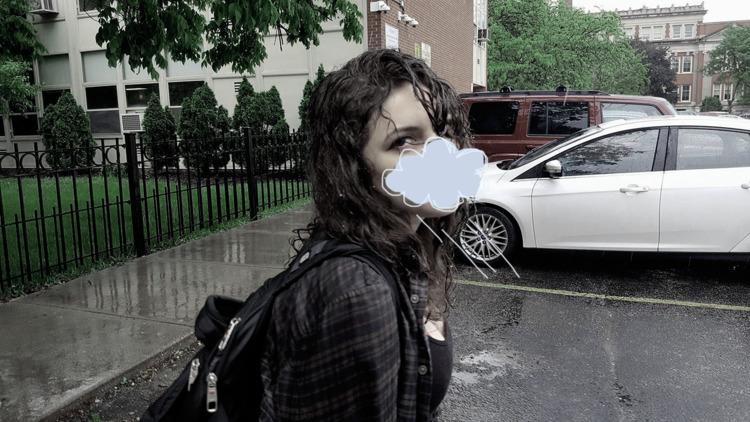 isnt - grunge, rain, rainy, wet - cosmicshrimp | ello