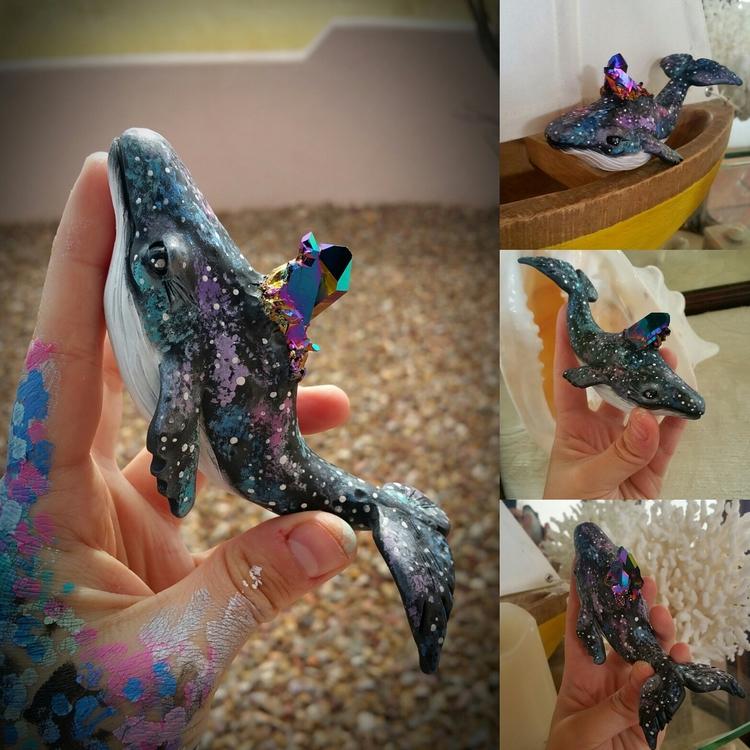 kid ello, idea whale polymer cl - craftmuseclay   ello