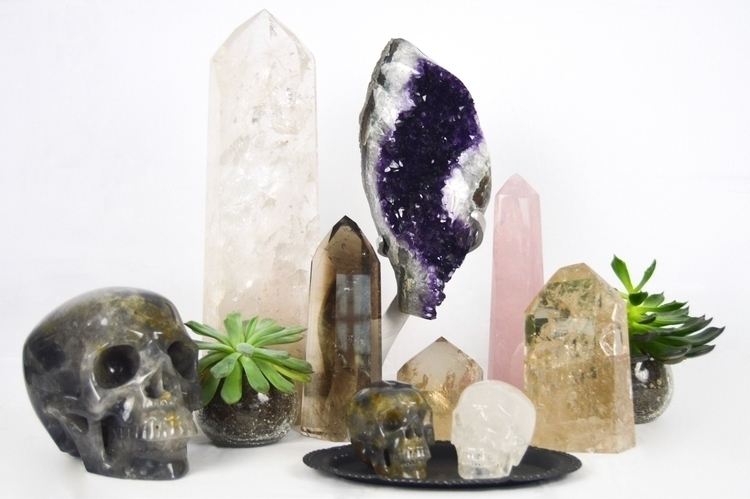 Sharing personal collection abs - earthboundcrystals | ello