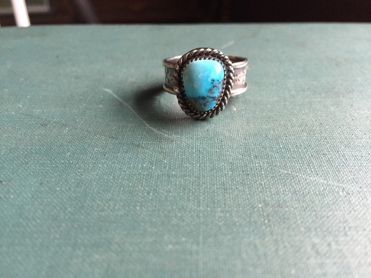man ring stone perfect shape to - weathergirl | ello