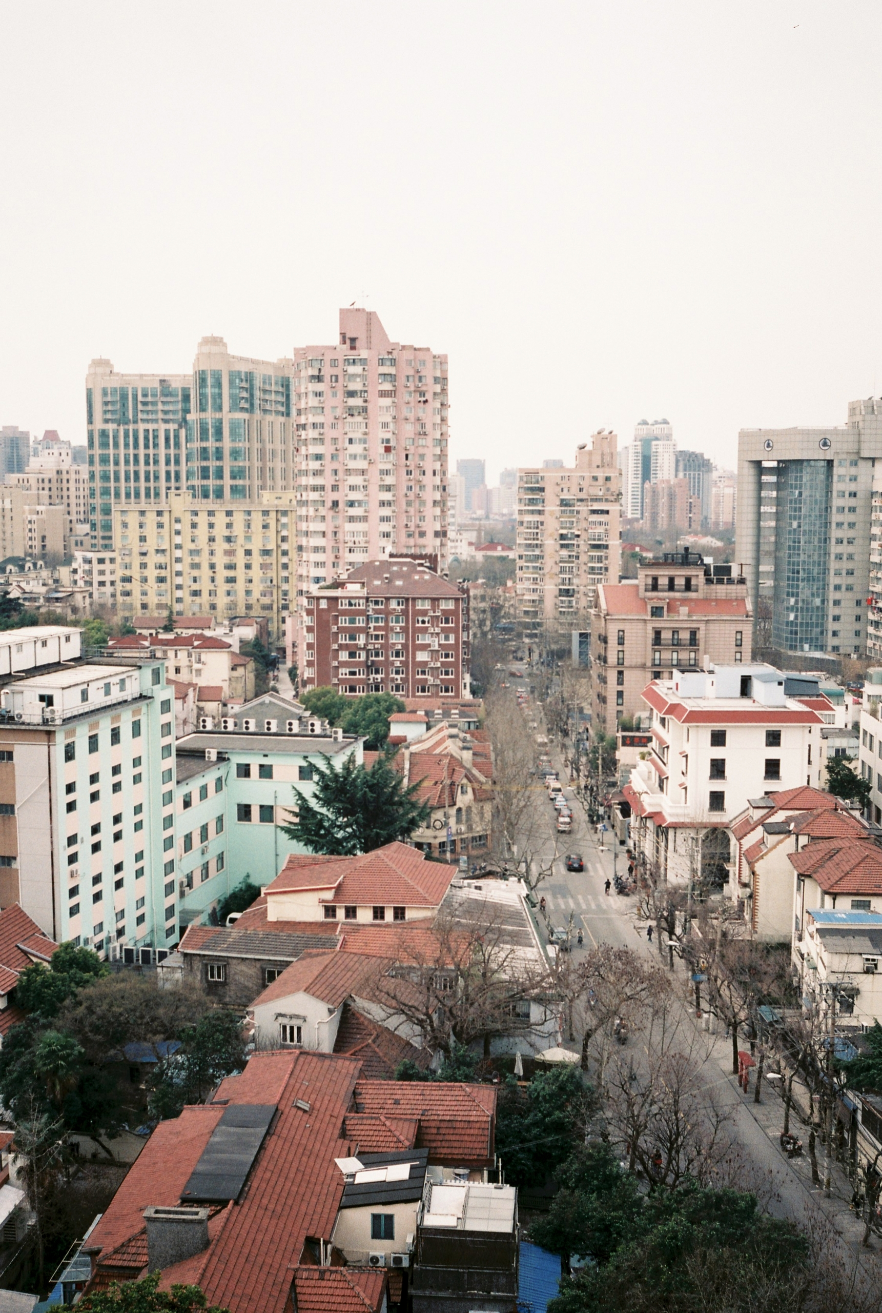 colorful neighborhood | Shangha - klei_ber | ello